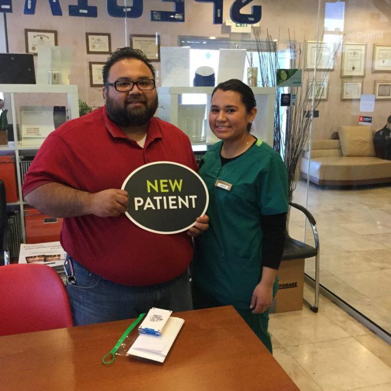 dental clinic patient image